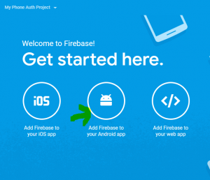 firebase-phone-auth-add-project