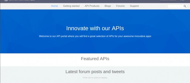 Setup IBM API Connect for development environment
