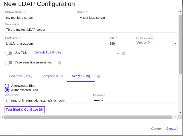 ibm-apic-apim-new-ldap-configuration-test-beind