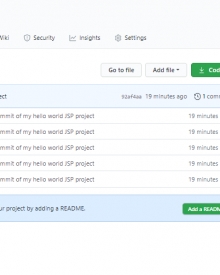 Add an existing project to GitHub or any Git repository